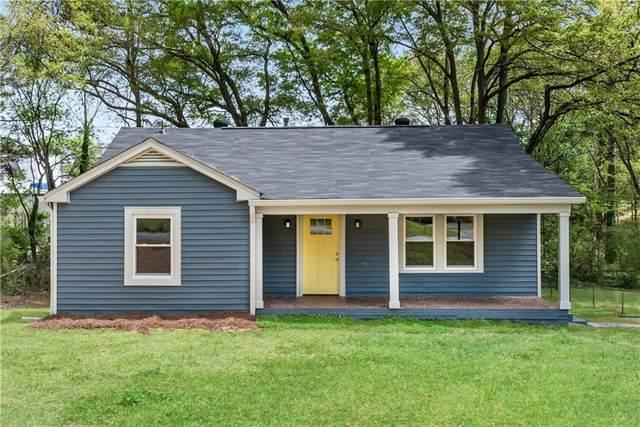 2671 Estelle Court SE, Smyrna, GA 30082 (MLS #6867875) :: Path & Post Real Estate