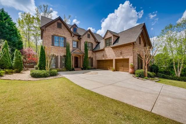 6020 Riverside Park Drive, Roswell, GA 30076 (MLS #6867891) :: North Atlanta Home Team