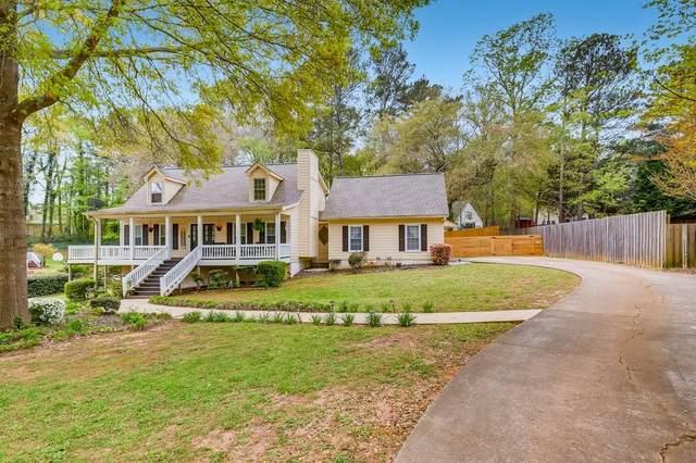 1035 Leslie Place, Lithonia, GA 30058 (MLS #6867892) :: North Atlanta Home Team