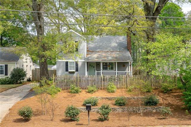 25 Candler Road NE, Atlanta, GA 30317 (MLS #6867894) :: North Atlanta Home Team