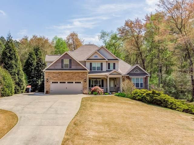 6570 Station Drive, Clermont, GA 30527 (MLS #6867899) :: Path & Post Real Estate