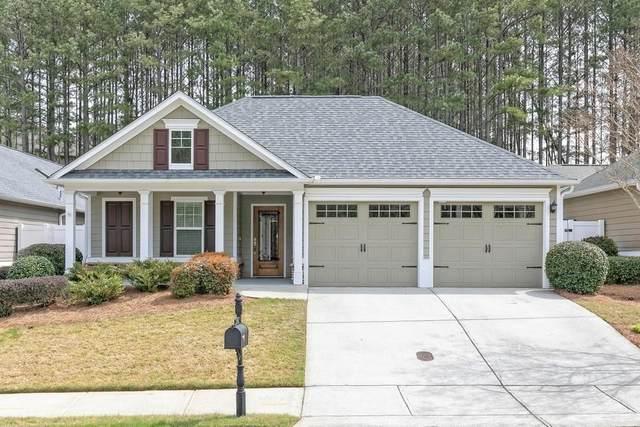 278 Shoal Creek Way, Dallas, GA 30132 (MLS #6867913) :: Charlie Ballard Real Estate