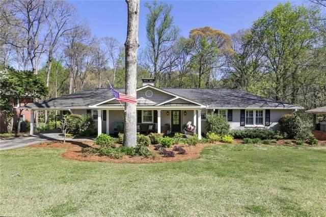 284 Elden Drive, Sandy Springs, GA 30342 (MLS #6867916) :: North Atlanta Home Team