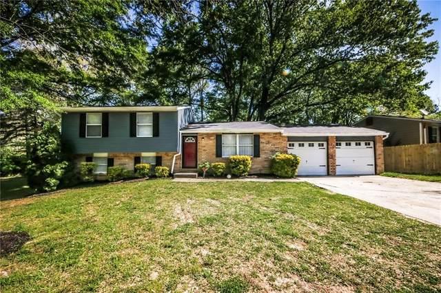 6980 Kimberly Mill Road, Atlanta, GA 30349 (MLS #6867924) :: Kennesaw Life Real Estate