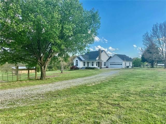 499 Sewell Road, Aragon, GA 30104 (MLS #6867937) :: Path & Post Real Estate