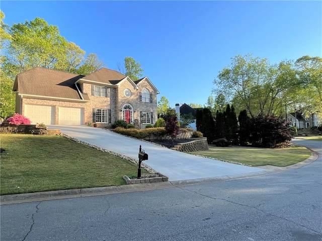 4182 Summit Way, Marietta, GA 30066 (MLS #6867942) :: Path & Post Real Estate