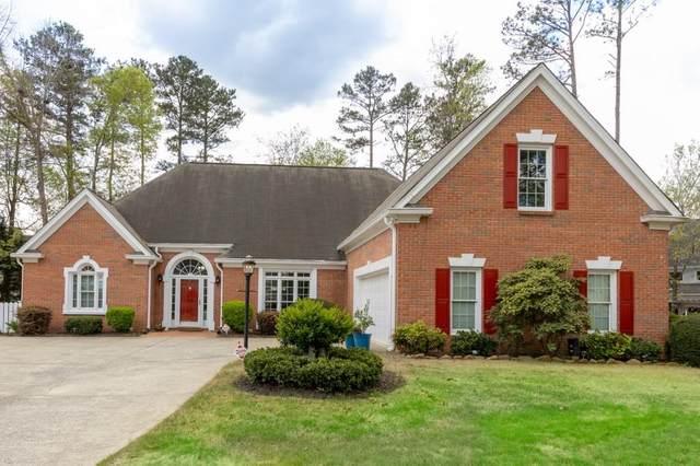 4703 Oakleigh Manor Drive, Powder Springs, GA 30127 (MLS #6867952) :: Kennesaw Life Real Estate