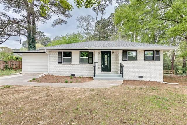 3510 Westbrook Drive SE, Smyrna, GA 30082 (MLS #6867953) :: The Hinsons - Mike Hinson & Harriet Hinson