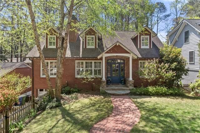 756 Longwood Drive NW, Atlanta, GA 30305 (MLS #6867955) :: Path & Post Real Estate