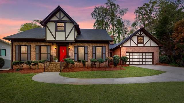 2229 Fisher Trail NE, Atlanta, GA 30345 (MLS #6867959) :: Path & Post Real Estate
