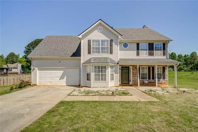 4766 Mitchells Ridge Drive, Ellenwood, GA 30294 (MLS #6867963) :: Path & Post Real Estate