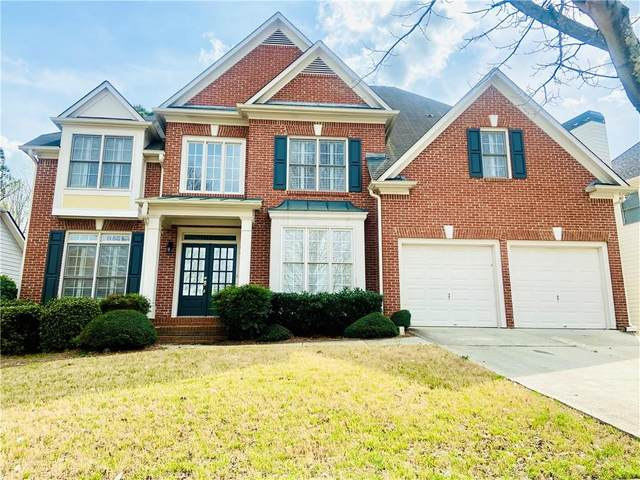 3886 Creekview Ridge Drive, Buford, GA 30518 (MLS #6867964) :: Path & Post Real Estate