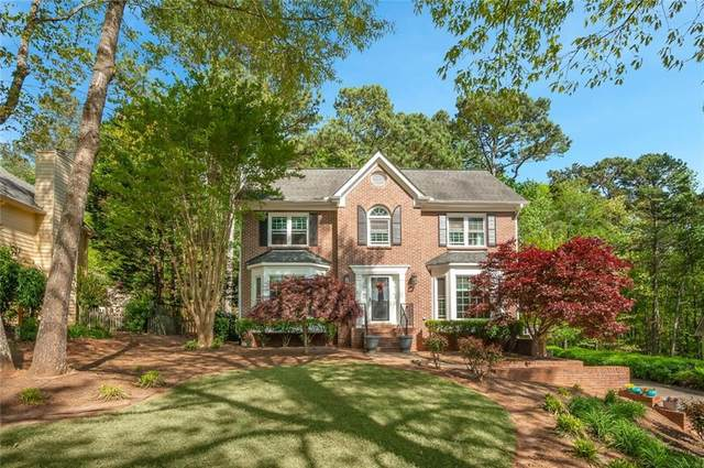 401 Briardale Court, Woodstock, GA 30189 (MLS #6867966) :: North Atlanta Home Team