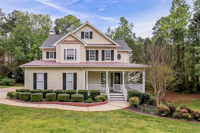30 Spring Woods Drive, Dallas, GA 30157 (MLS #6867977) :: Path & Post Real Estate