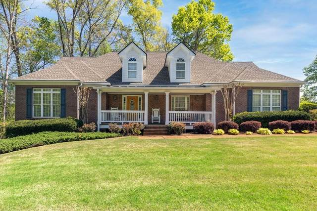 4198 Barksdale Way NW, Kennesaw, GA 30152 (MLS #6868002) :: North Atlanta Home Team
