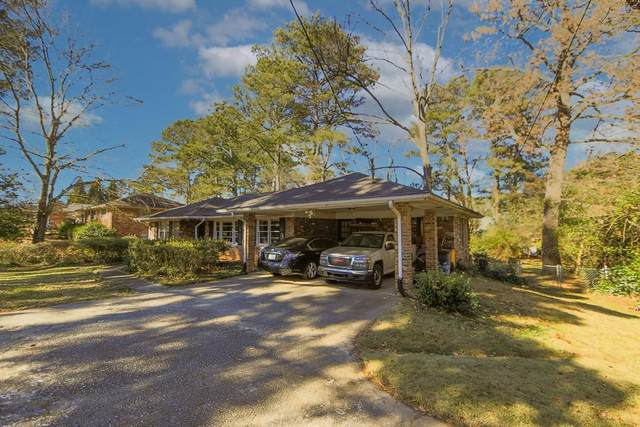2488 Fairoaks Road, Decatur, GA 30033 (MLS #6868011) :: The Justin Landis Group