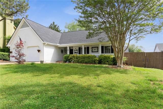 5450 Bentley Hall Drive, Alpharetta, GA 30005 (MLS #6868038) :: North Atlanta Home Team
