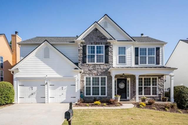 208 Revillion Way, Woodstock, GA 30188 (MLS #6868052) :: Path & Post Real Estate