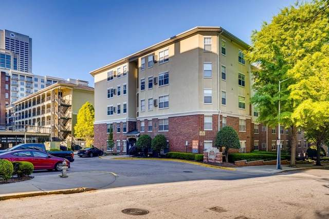 800 Peachtree Street NE #1213, Atlanta, GA 30308 (MLS #6868056) :: North Atlanta Home Team