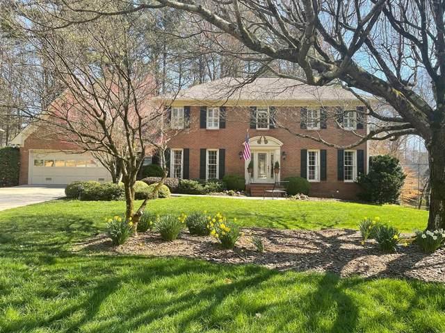 5600 Clinchfield Trail, Peachtree Corners, GA 30092 (MLS #6868065) :: North Atlanta Home Team