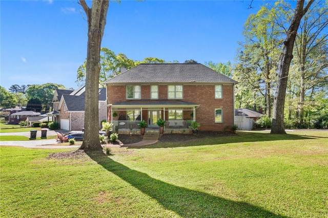 447 Robin Lane SE, Marietta, GA 30067 (MLS #6868072) :: RE/MAX One Stop