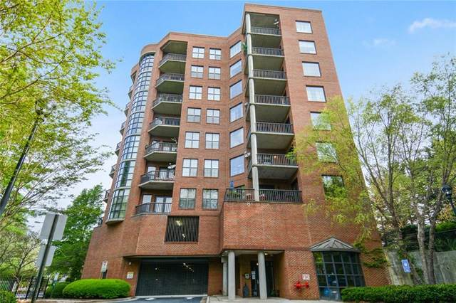 395 NE Central Park NE #450, Atlanta, GA 30312 (MLS #6868073) :: HergGroup Atlanta