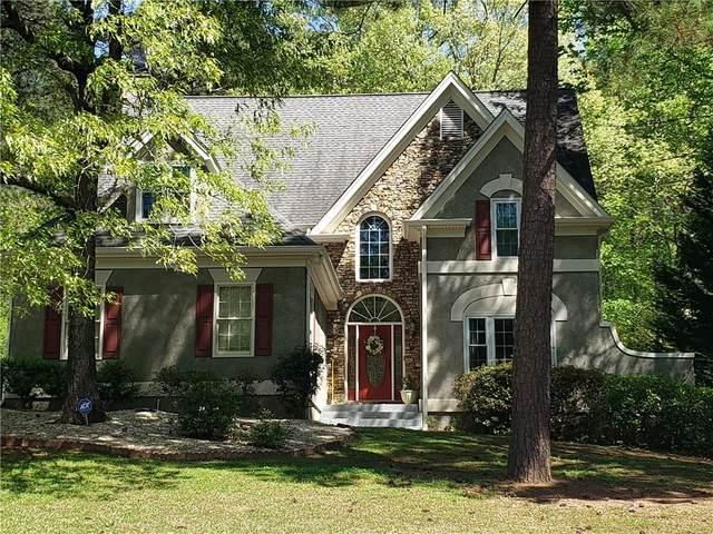 9370 Sweetbriar Trace, Jonesboro, GA 30236 (MLS #6868077) :: North Atlanta Home Team