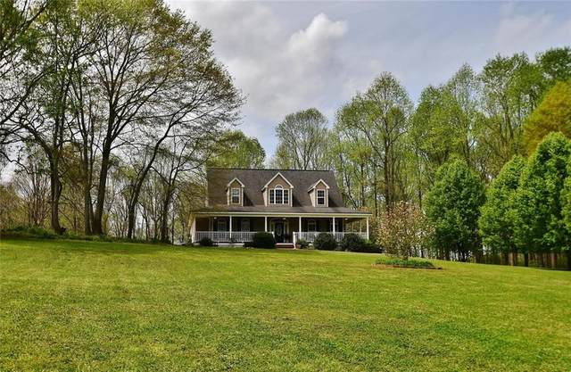 5478 S Apple Valley Road, Jefferson, GA 30549 (MLS #6868078) :: Path & Post Real Estate