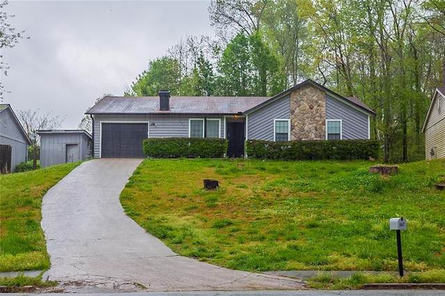 842 Martin Road, Stone Mountain, GA 30088 (MLS #6868103) :: Path & Post Real Estate
