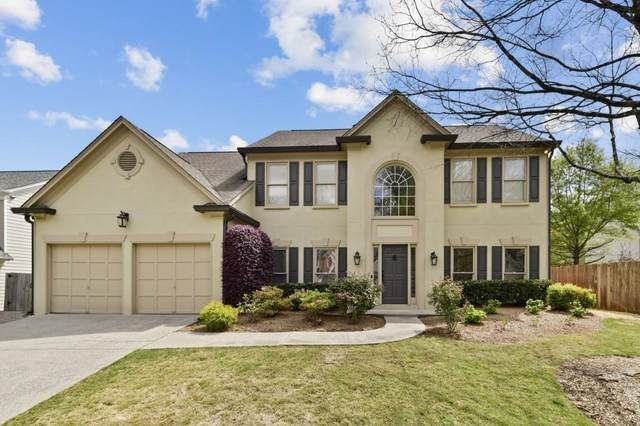 5538 Oxford Chase Way, Dunwoody, GA 30338 (MLS #6868109) :: Path & Post Real Estate