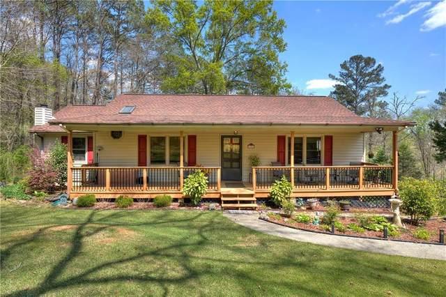 158 Amberidge Drive NW, Cartersville, GA 30121 (MLS #6868142) :: Maria Sims Group