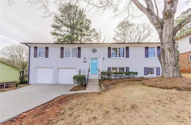 2287 Emerald Falls Drive, Decatur, GA 30035 (MLS #6868146) :: North Atlanta Home Team