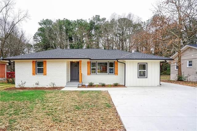 1649 Columbia Drive Ga, Decatur, GA 30032 (MLS #6868151) :: North Atlanta Home Team