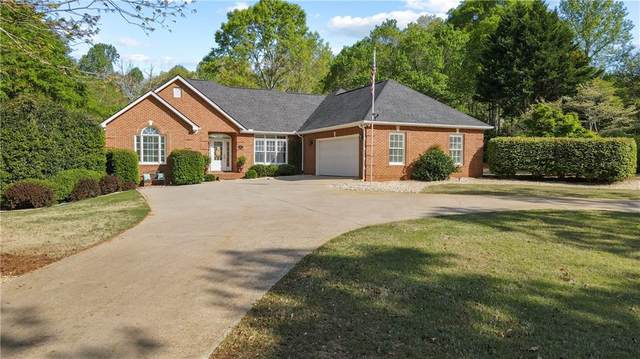 301 Oak Ridge Drive, Maysville, GA 30558 (MLS #6868152) :: Lucido Global