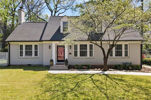 1996 Lyle Avenue, College Park, GA 30337 (MLS #6868153) :: The Realty Queen & Team
