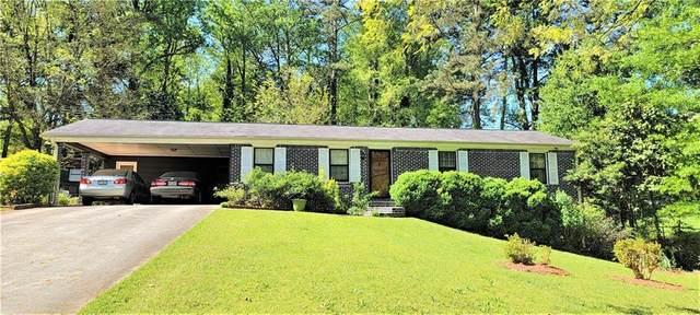 5632 Four Winds Drive SW, Lilburn, GA 30047 (MLS #6868160) :: North Atlanta Home Team