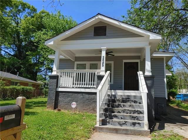 2885 Randall Street, East Point, GA 30344 (MLS #6868166) :: North Atlanta Home Team