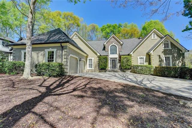 6075 Polo Drive, Cumming, GA 30040 (MLS #6868182) :: The Zac Team @ RE/MAX Metro Atlanta