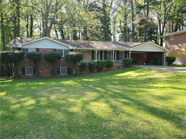3286 Spring Meadow Court, Tucker, GA 30084 (MLS #6868191) :: The Zac Team @ RE/MAX Metro Atlanta