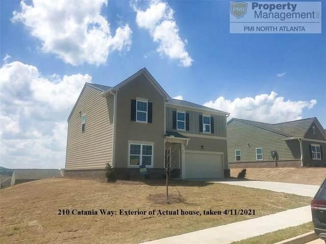 210 Catania Way, Cartersville, GA 30120 (MLS #6868192) :: Path & Post Real Estate