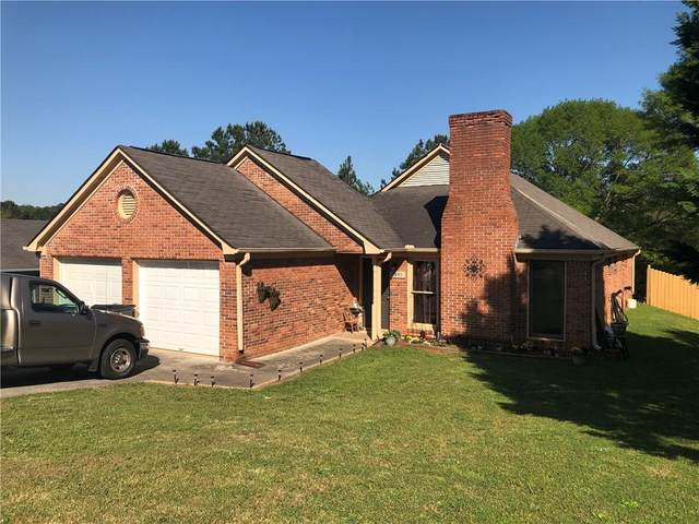 1891 Riverchase Circle NE, Conyers, GA 30013 (MLS #6868202) :: The Zac Team @ RE/MAX Metro Atlanta