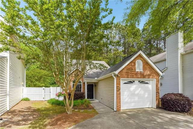 720 Crossbridge Alley, Alpharetta, GA 30022 (MLS #6868205) :: North Atlanta Home Team