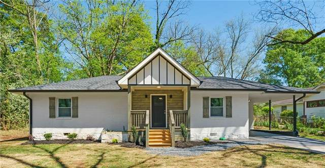 2410 Macon Drive SW, Atlanta, GA 30315 (MLS #6868206) :: Rock River Realty