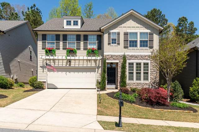 159 Stoney Creek Parkway, Woodstock, GA 30188 (MLS #6868207) :: Rock River Realty
