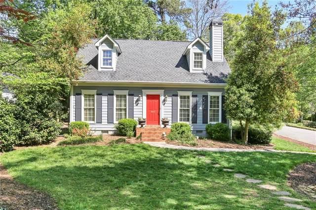 401 Rhomboid Street NW, Atlanta, GA 30318 (MLS #6868231) :: Thomas Ramon Realty