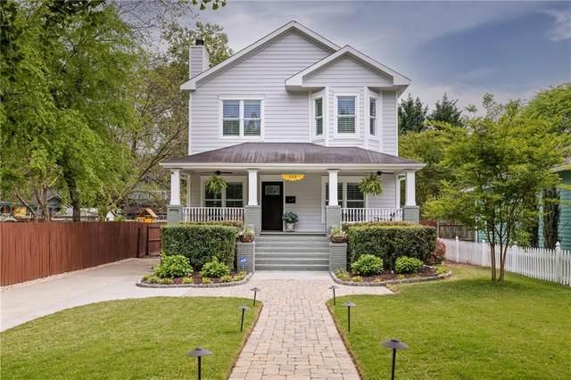 239 Glenwood Avenue SE, Atlanta, GA 30312 (MLS #6868254) :: Kennesaw Life Real Estate