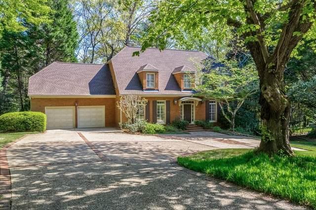 5 Arden Moor NW, Atlanta, GA 30305 (MLS #6868266) :: North Atlanta Home Team