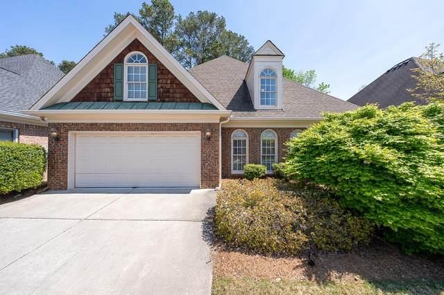1890 Hickory Station Circle, Snellville, GA 30078 (MLS #6868280) :: RE/MAX One Stop