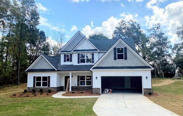 5509 Wheeler Plantation, Murrayville, GA 30564 (MLS #6868299) :: Compass Georgia LLC