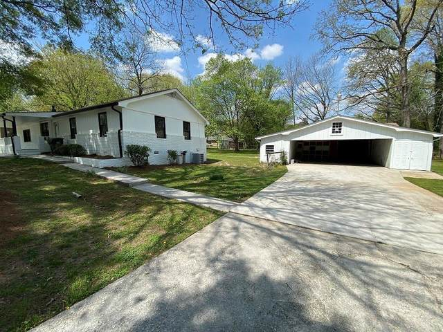 577 Oak Way, Lawrenceville, GA 30046 (MLS #6868303) :: North Atlanta Home Team